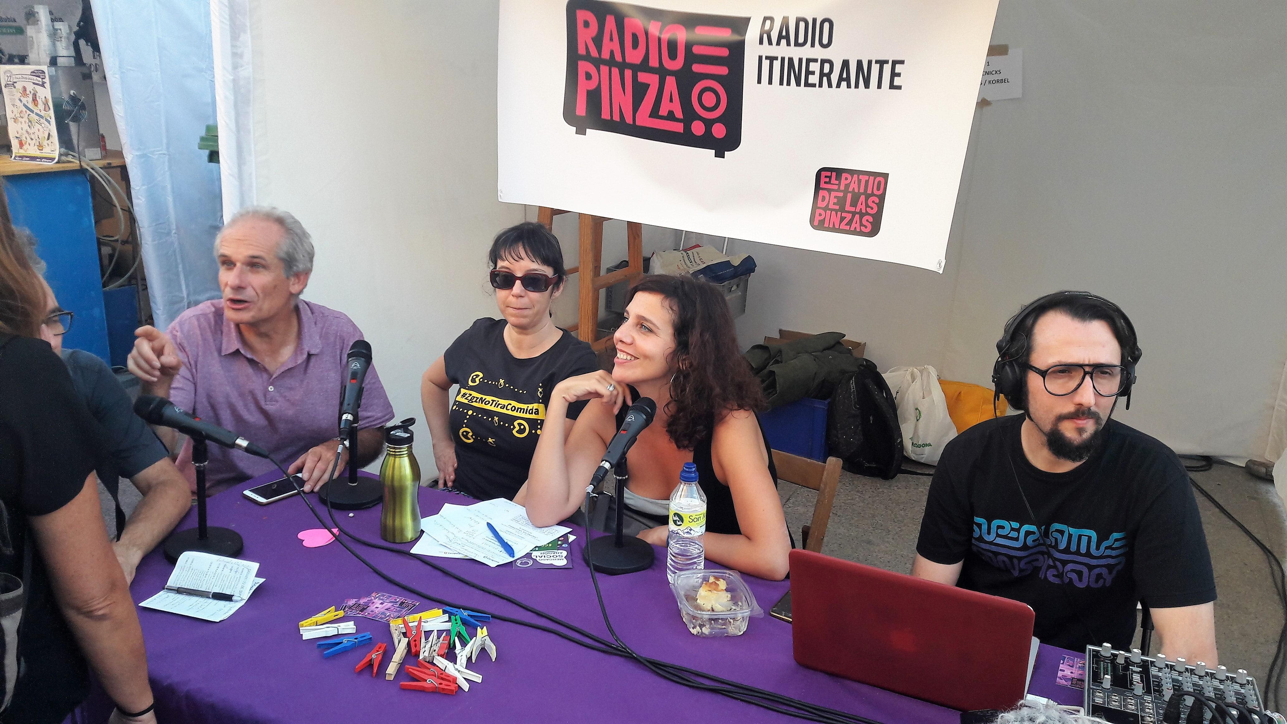 RADIO PINZA RADIO ITINERANTE